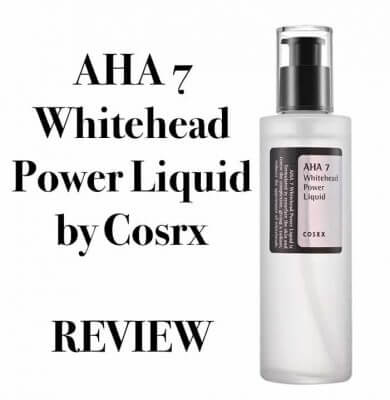 Cosrx AHA 7 Whitehead Power Liquid 2020 Review And How To Use