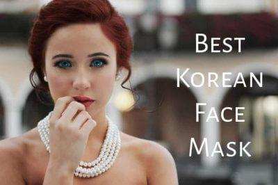 Best Korean Face Mask – Buyer's Guide 2020