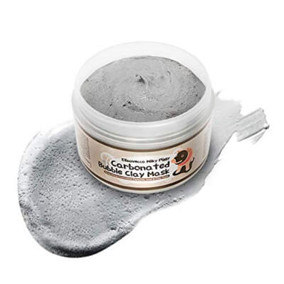 Elizavecca Milky Piggy Carbonated Bubble Clay Mask is a combination of natural products for the skin nourishment