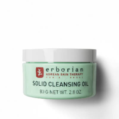 Erborian Solid Cleansing Oil remove all tits and bits of makeup over your skin