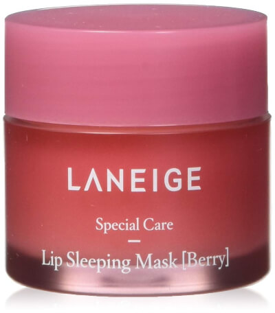 Laneige – Lip Sleeping Mask helps you get rid of dead skin cells and rough lips