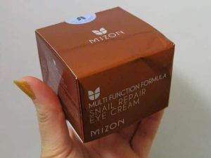 Mizon Eye Creams has a moisturizing factor refreshing your skin layer from the inside