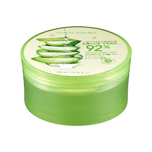 Nature Republic Aloe Vera Moisturizer is an ideal product for oily skin