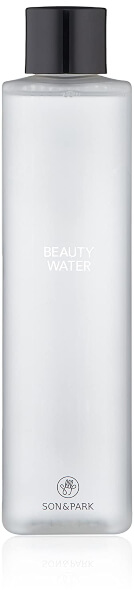 Son&Park Beauty Water rejuvenates your skin whenever applied and nourishes it for soft look