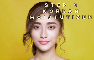 Step 9 Moisturizer Korean-Skin Care Routine