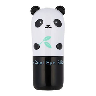 Tonymoly Panda's Dream So Cool Eye Stick claims to moisturize and cool the delicate skin around the eyes