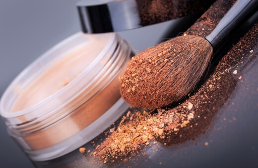 Investing in a quality, moisturising foundation, designed for dry skin is important